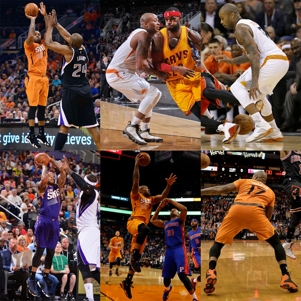 NBA #SoleWatch 2015 Power Rankings: #1 P.J. Tucker