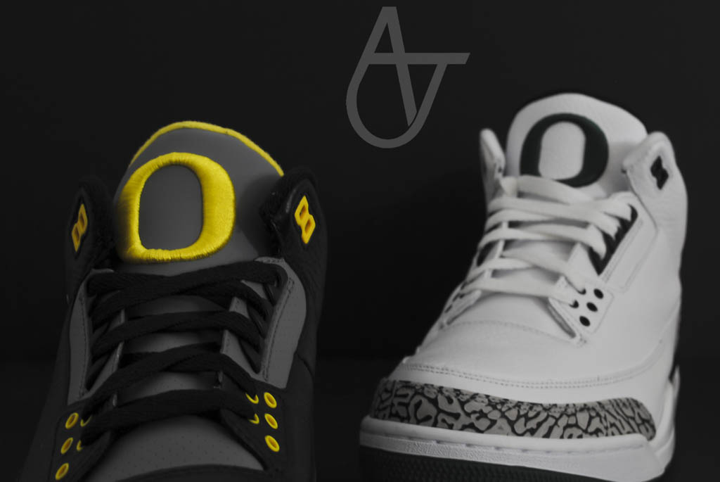 Air Jordan 3 Oregon Ducks Pit Crew (1)