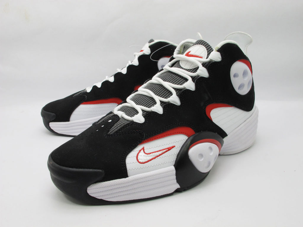 Nike Air Flight One White Black Red Chicago Bulls 538133-101 (1)