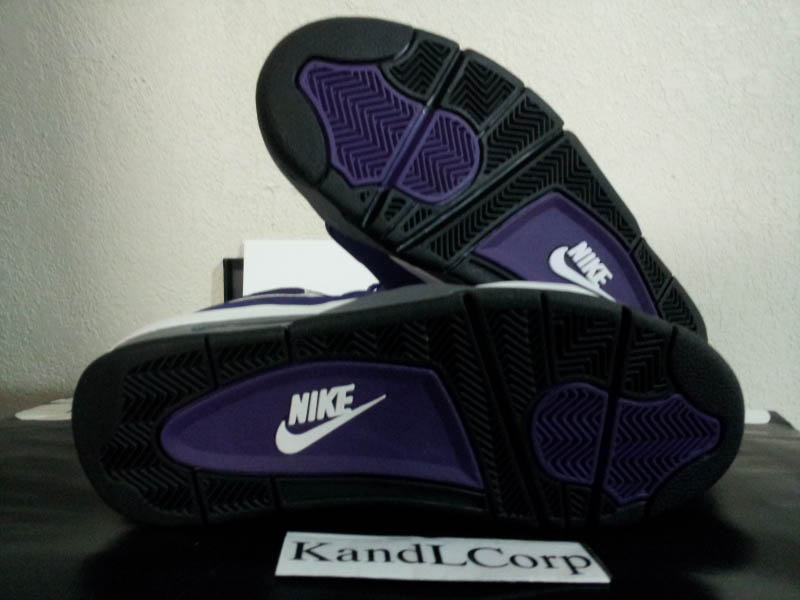 Nike Air Flight 89 HoH House of Hoops Club Purple White Cool Grey Black 513795-510 (4)