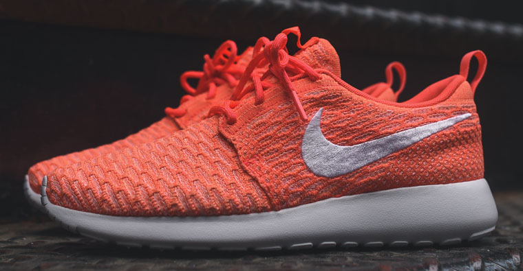The Nike Roshe Run Breeze Also Goes Hot Lava for Summer