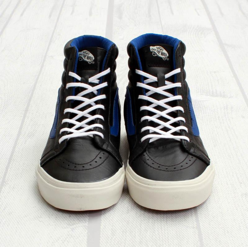 Vans Sk8-Hi Reissue - Black/True Blue