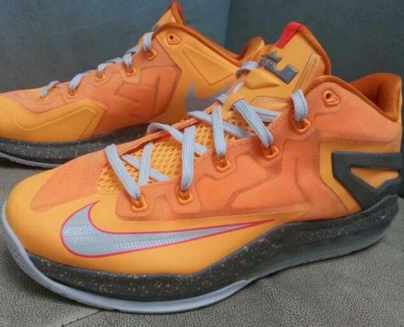 Nike LeBron XI Low - Floridians | Sole