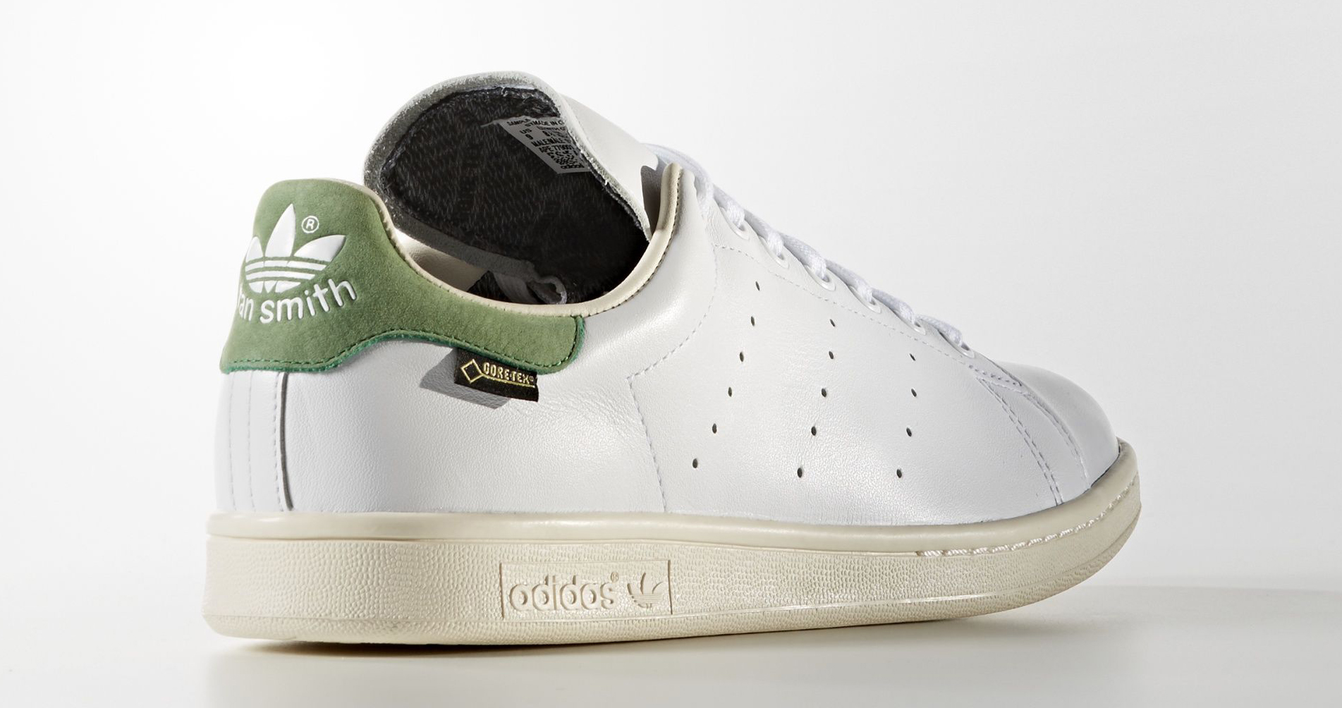 adidas stan smith goretex