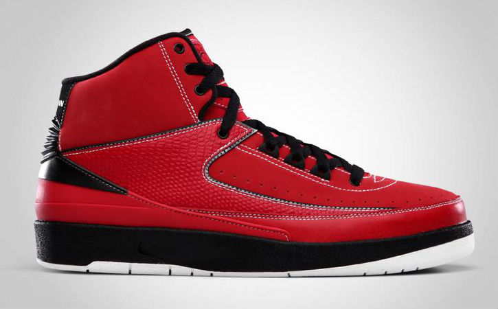 Hulk Hogan // Air Jordan II 2 Retro Candy Pack Red