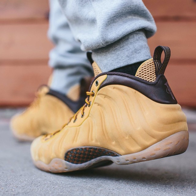 Nike Air Foamposite One Wheat (3)