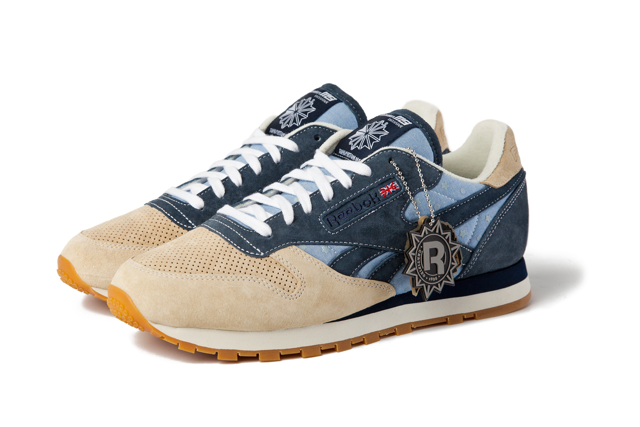 mita sneakers x Reebok Classic Leather  18536d9234