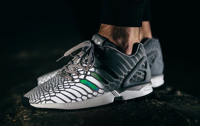 3283b16a73207 See the next reflective ZX Flux in action.