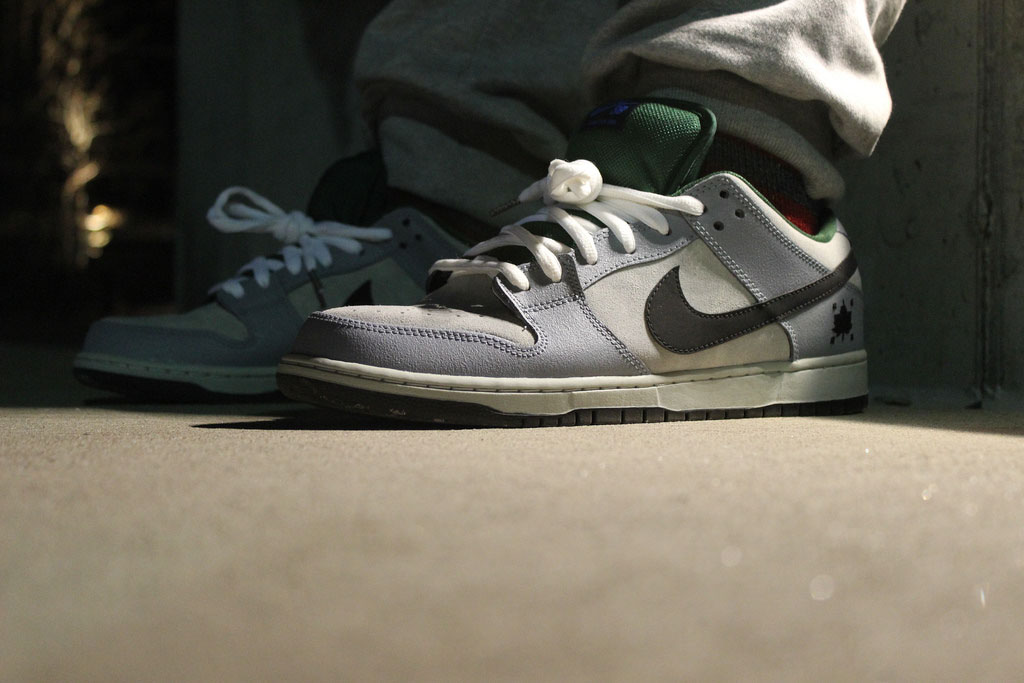 innovative design 823a0 a0667 DOOM22 in the  Maple Leaf  Nike Dunk Low SB