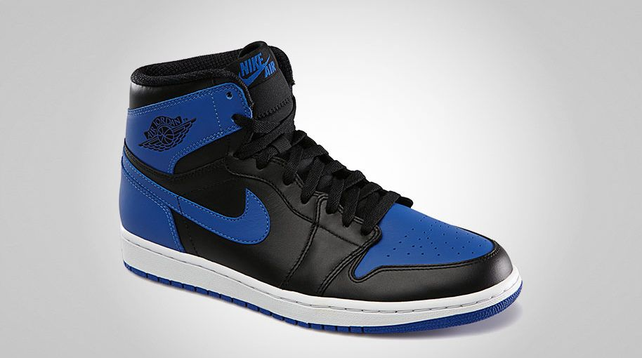 Nike Air Jordan Retro 1 Bleu Royal