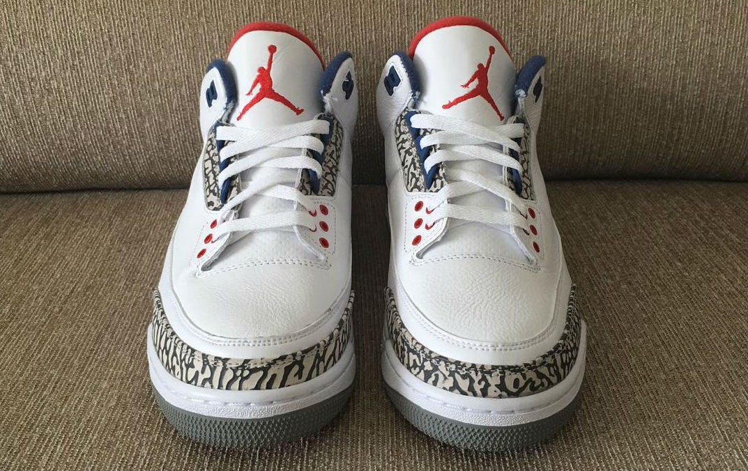 online store f716a b9591 new zealand air jordan 3 true blå 88 ca2f2 138ff