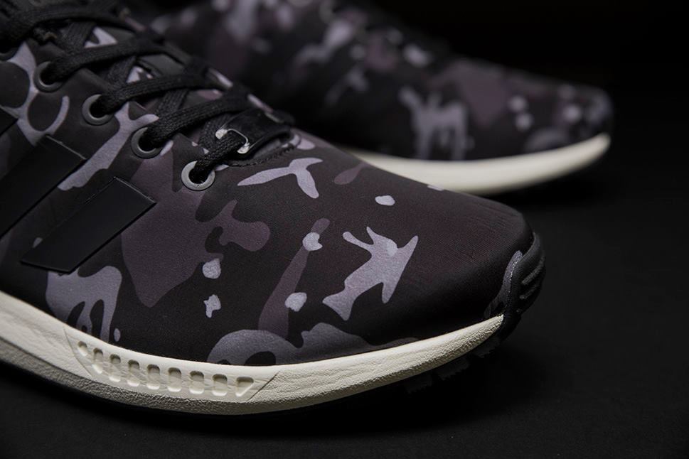 adidas Originals ZX Flux Pattern Pack Exclusive for Sneakersnstuff - Camo (6)
