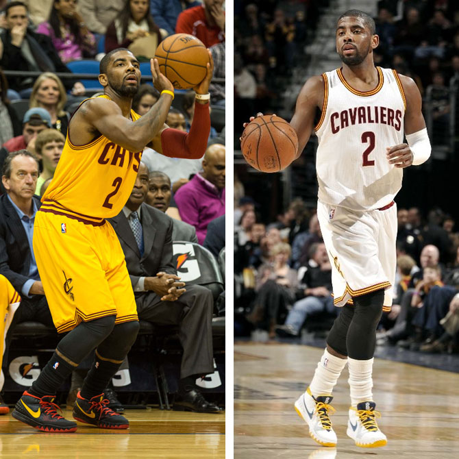 #SoleWatch NBA Power Ranking for February 1: Kyrie Irving