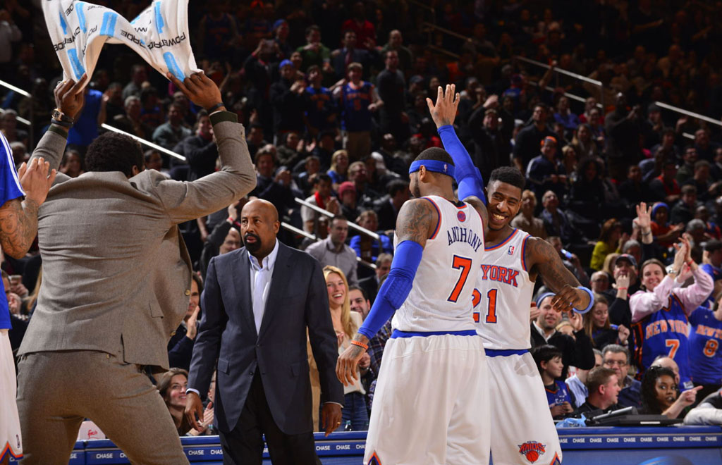Carmelo Anthony Scores 62 Points in 'Knicks' Jordan Melo M10 (6)