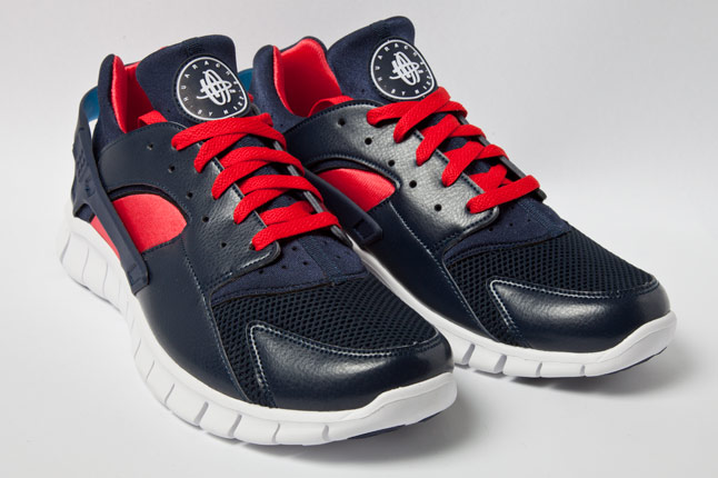 "Nike Huarache Free 2012 - ""Cardinals"" | Sole Collector"