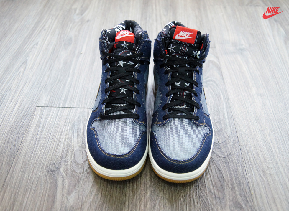 cf953cf6b830 ... 50% off nike released its latest denim dunks sole collector 740fd 6629e