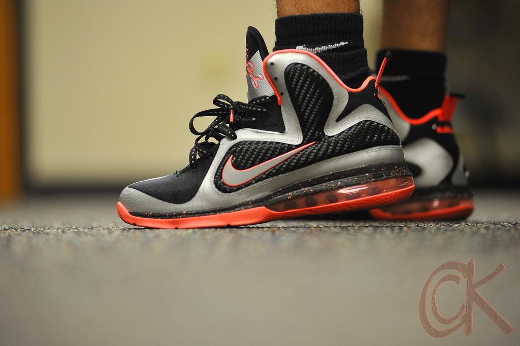 nike lebron 9 mango nike basketball shoes more than 70