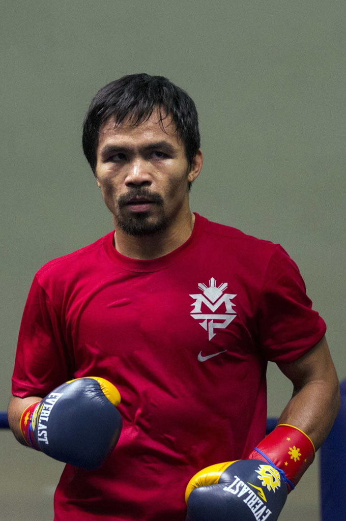 Has Nike Given Up On Manny Pacquiao? (2)
