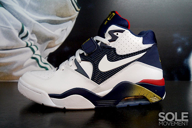 Nike Air Force 180 Olympic Barkley Dream Team 310095-100 (2)