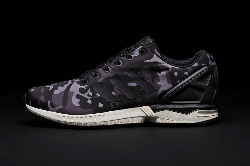 adidas Originals ZX Flux Pattern Pack Exclusive for Sneakersnstuff - Camo (2)