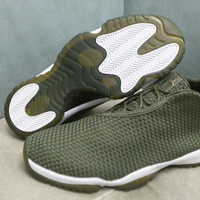 Air Jordan Future Green (1)