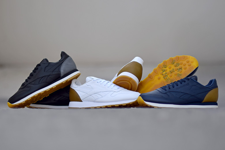 Born x Raised Reebok Classic Leathers