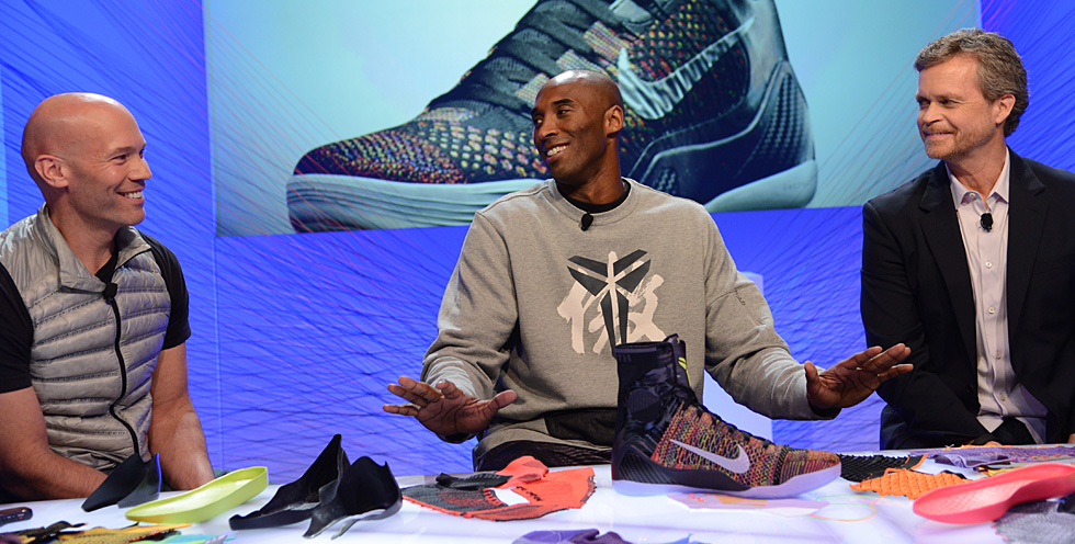 Eric Avar Discuss Taking The Nike Kobe