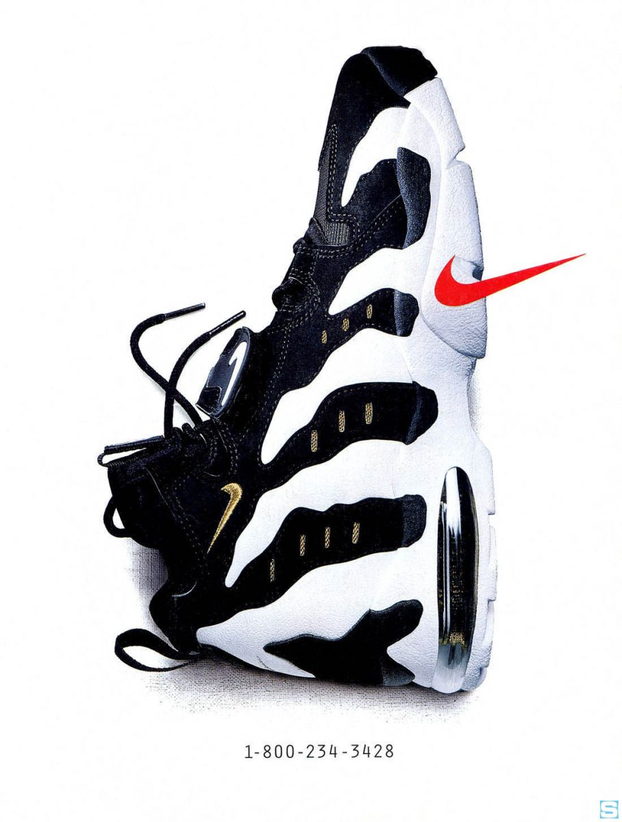 fb2a258141f Vintage Ad: Nike Air DT Max '96 | Sole Collector