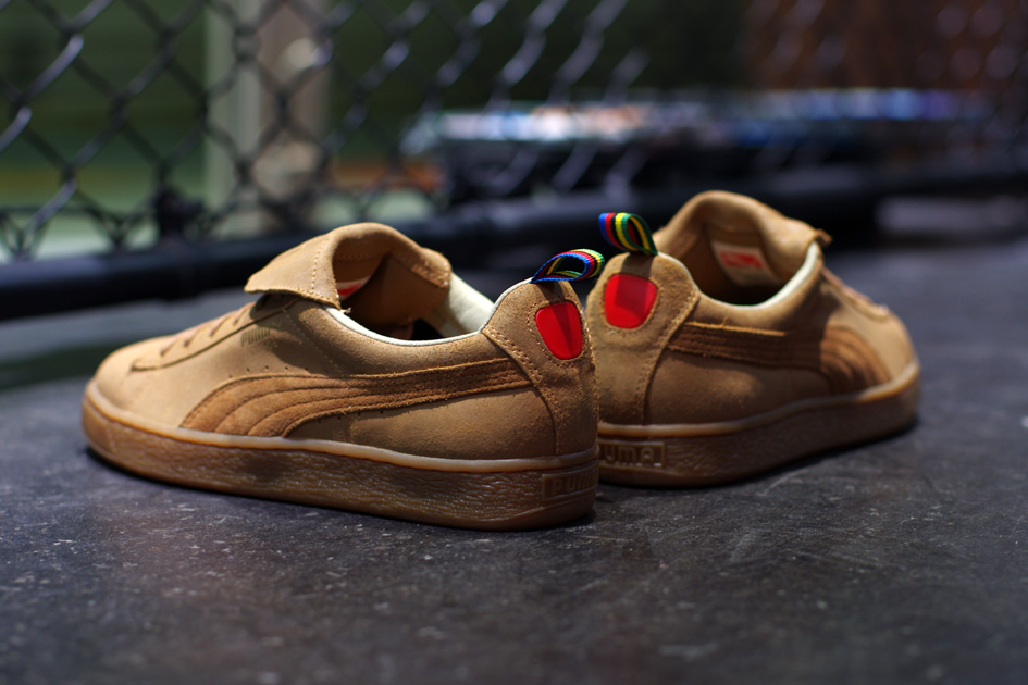 mita sneakers x Puma Suede Cycle