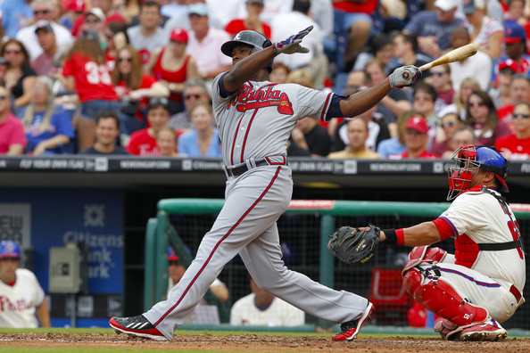 MLB Watch Best of 2013 Justin Upton adidas Power Alley PE