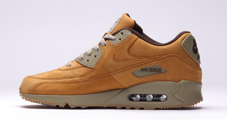 90S Air Max Brown