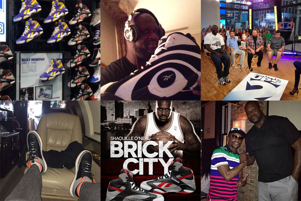10 Retired Athletes You Should Be Following on Instagram: @Shaq