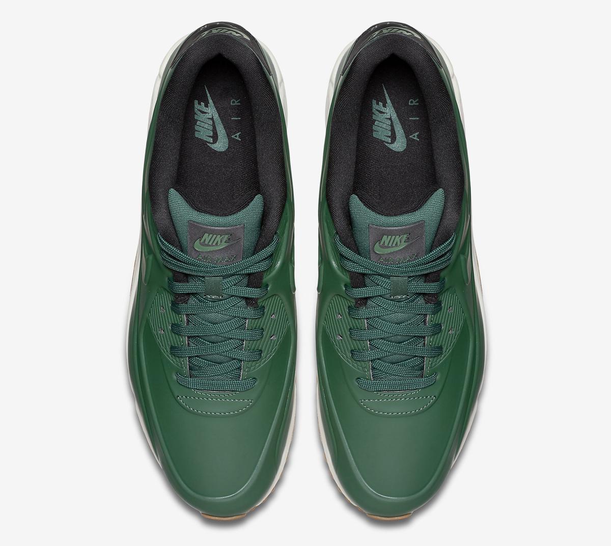 womens nike air max 90 vt green black