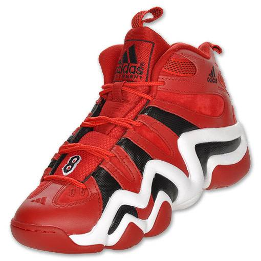 2ef1a7bfa4be Buy adidas crazy 8 black and red   OFF68% Discounted