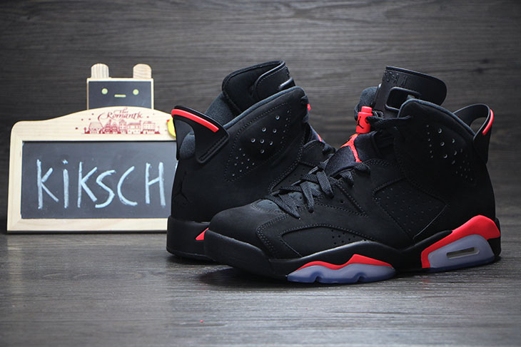nouvelle nike shox pour les femmes - Air Jordan 6 Retro Black/Infrared 23 for Black Friday | Sole Collector