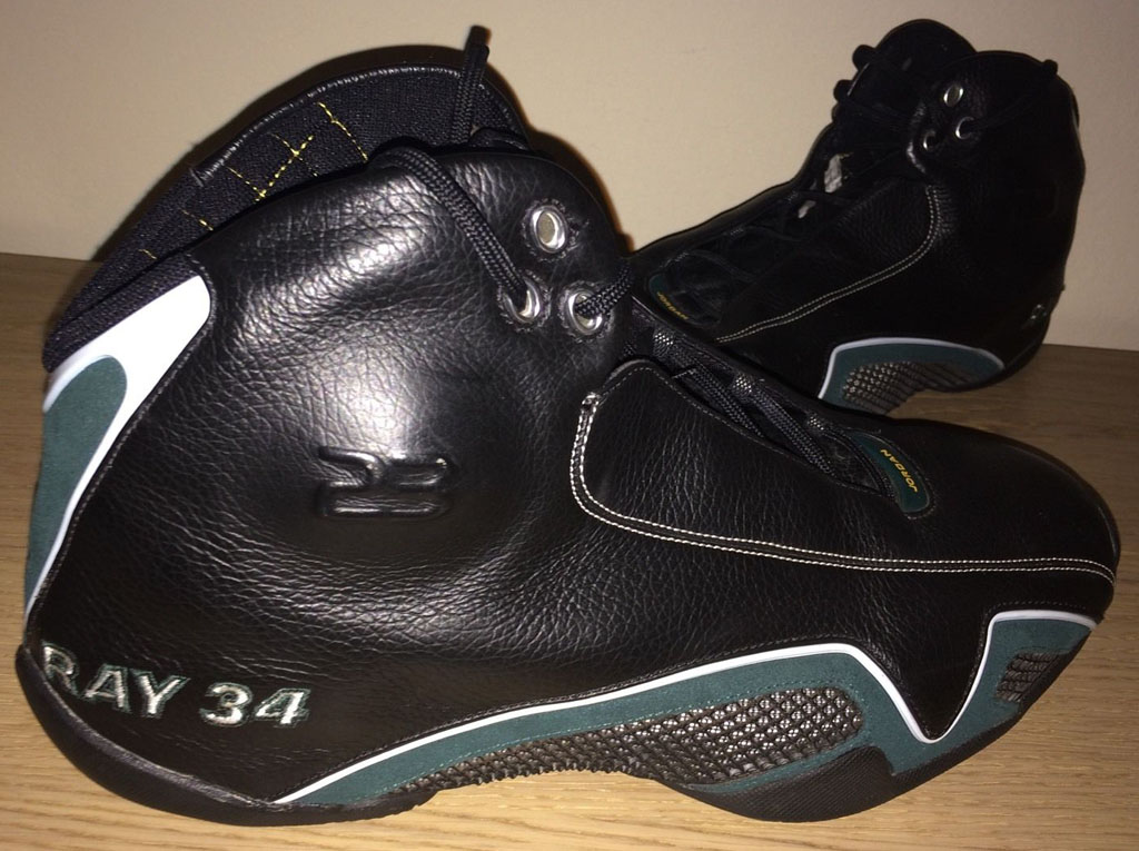 Ray Allen s Air Jordan XX1 21 PE Is Available  a426004f2