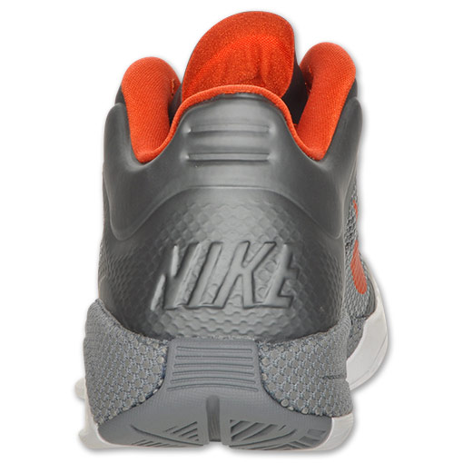 finest selection 9f8d0 c2a8f Nike Zoom Hyperfuse Low Grey Orange 429614-005