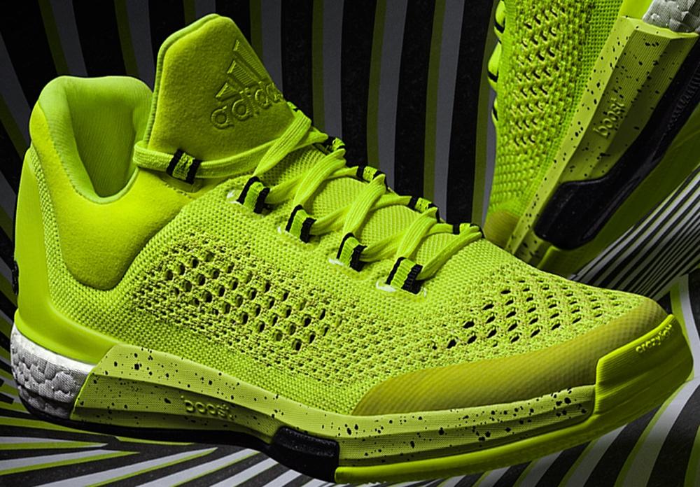adidas Crazylight Boost 2015 Solar Yellow/Solar Yellow