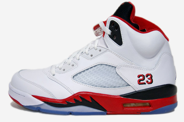huge discount e6827 45c34 Air Jordan 5 Retro - Fire Red - New Images | Sole Collector