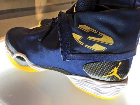 michigan air jordan 28 - Colorful Jordan Shoes