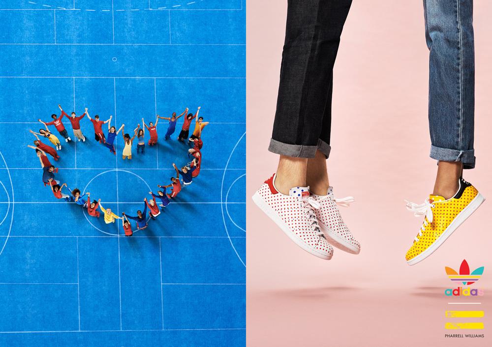 7deedf98956d Pharrell Polka Dots the adidas Stan Smith