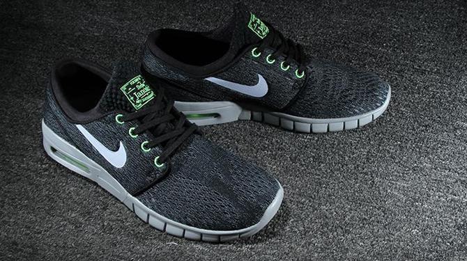 Nike SB Uses 'Reptile Mesh' for New Air Max Janoski | Sole