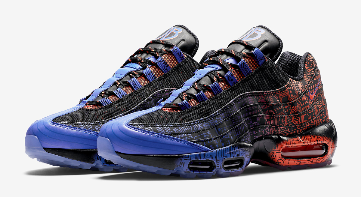 Doernbecher Air Max 95 Images via Nike