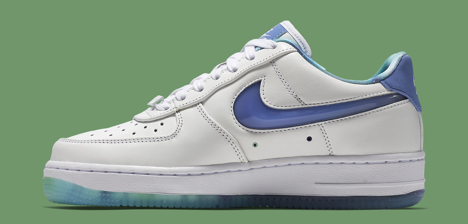 brand new 21286 a6e40 Women Get Their Own Special All-Star Nike Air Force 1. Again with the Northern  Lights ...