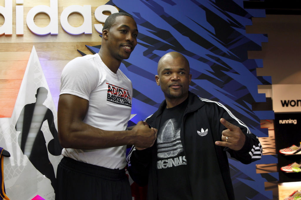 adidas Basketball Athletes Celebrate NBA All-Star // Dwight Howard (3)