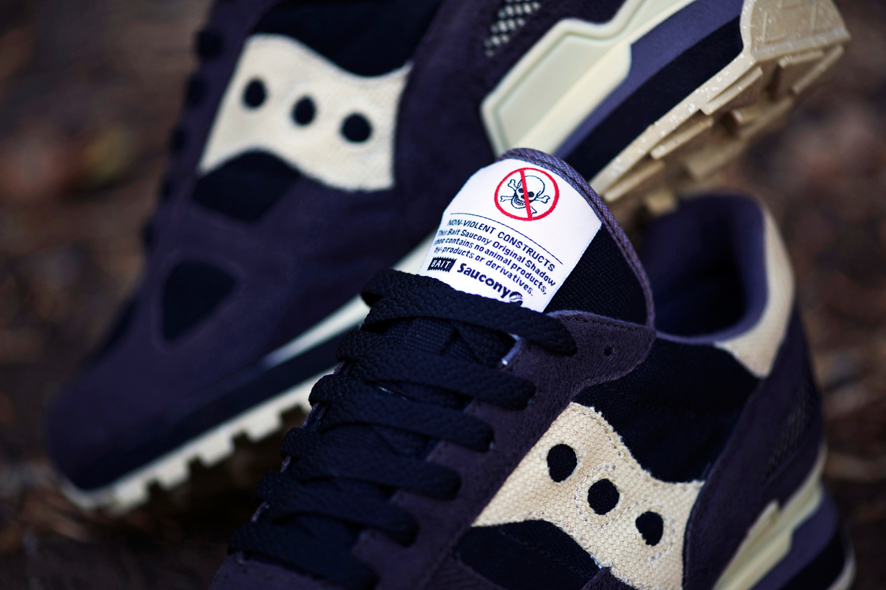 bait x saucony shadow original cruel world