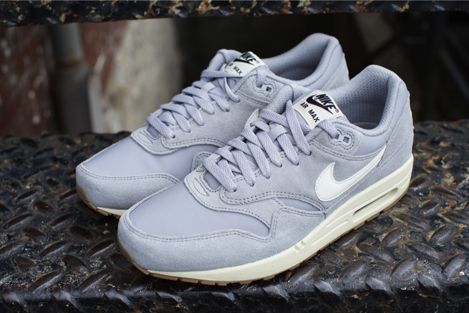exclusive range exquisite style lowest price Nike Air Max 1 Essential Suede 'Matte Silver' | Sole Collector