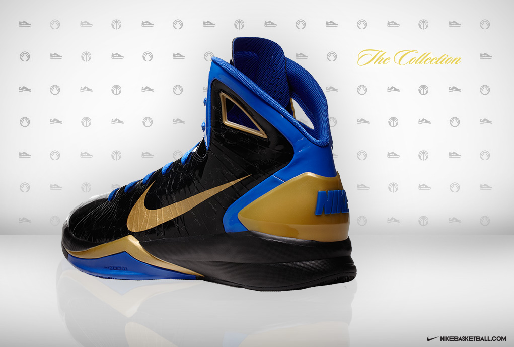 separation shoes 77753 1d59d ... Nike Hyperdunk 2010 Yi Jianlian Player Exclusive