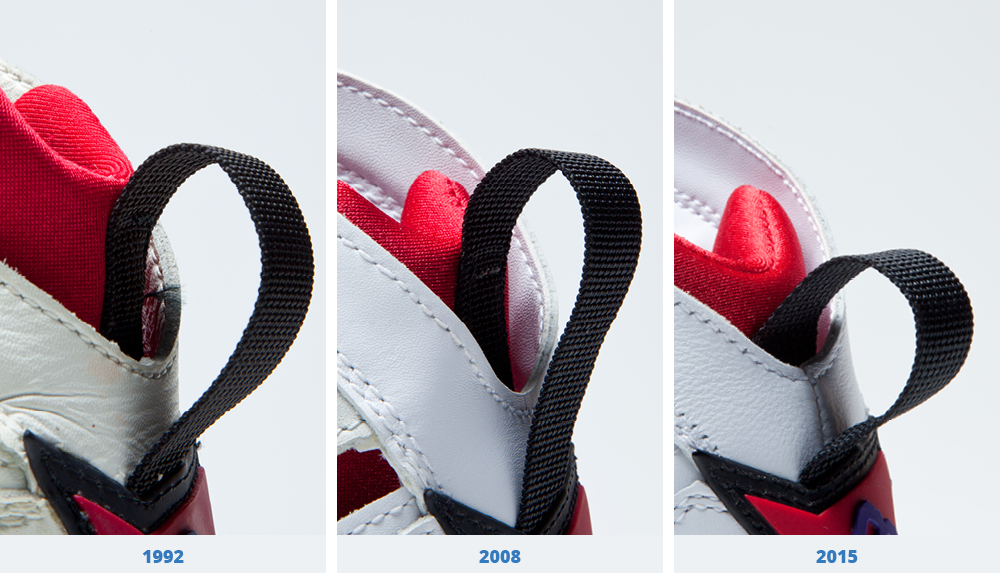 abc1e9c0c8b How Do the 2015 'Hare' Jordan 7s Compare to the Originals? | Sole Collector