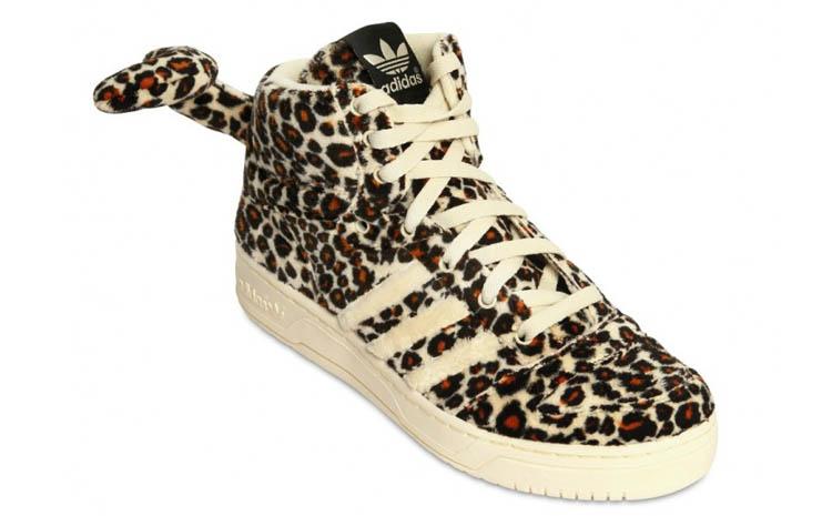 Adidas Js Leopard